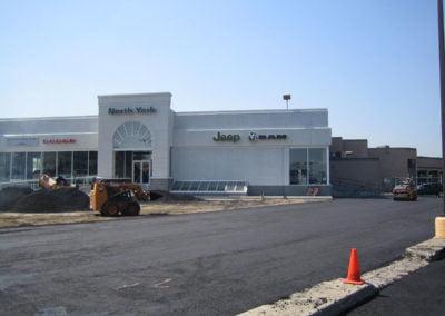Commercial Paving Contractors