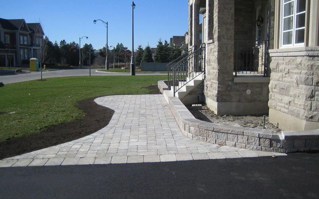 Residential Paving Richmond Hill