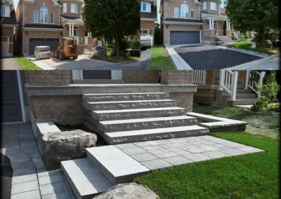 Residential Landscape Design Toronto
