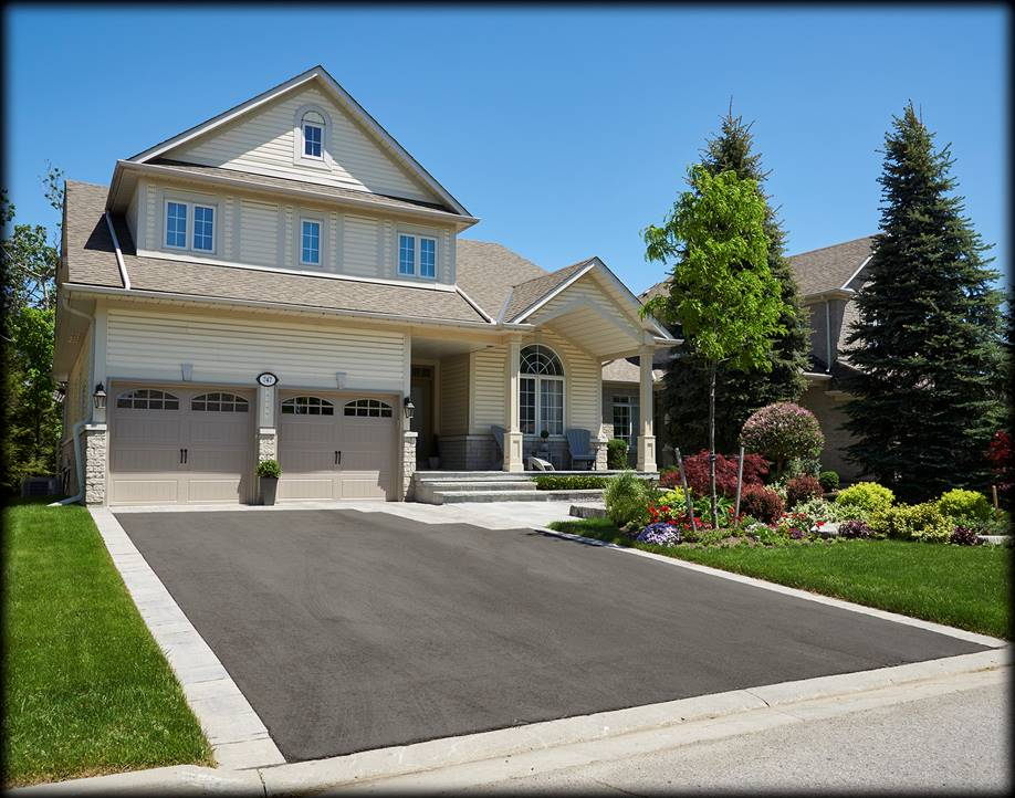 Residential Paving Services - Driveway Paving