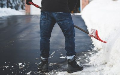 How to Melt Ice without Concrete Damage
